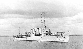 USS <i>J. Fred Talbott</i>