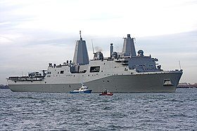 image illustrative de l'article USS New York (LPD-21)