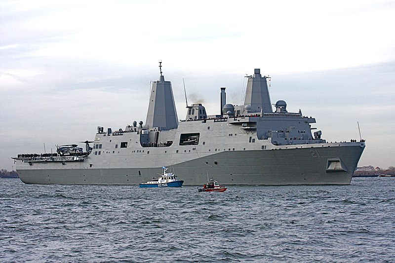 [Image: 800px-USS_New_York_in_the_Hudson_River_200911.jpg]