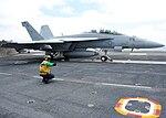 USS Ronald Reagan flight deck operations 130713-N-HT107-184.jpg