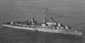 USS Stribling (DD-867) in 1945
