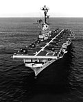 USS Valley Forge (LPH-8) at sea on 20 May 1964.jpg