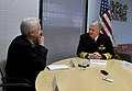 US Navy 100930-N-8273J-053 Chief of Naval Operations (CNO) Adm. Gary Roughead speaks with media while visiting Canberra.jpg