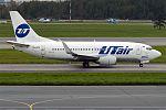 UTair, VQ-BPS, Boeing 737-524 (29037804114).jpg