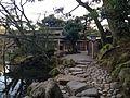 Uchihashi House in Kenroku Garden.JPG