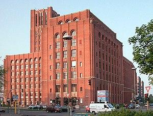 Tempelhof - Ullsteinhaus
