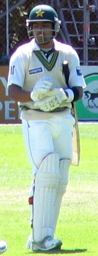 Umar Akmal - Umar Akmal at the University Oval, Dunedin, in 2009.