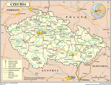 Czech republic river map river in czech republic czechia map of outline of the czech republic wikiwand czechia time zone map gumiabroncs Choice Image