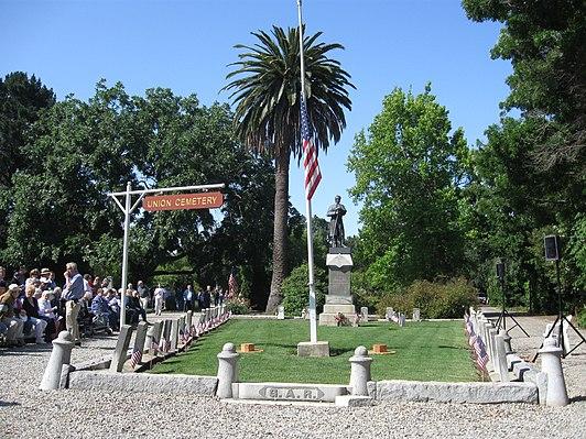 Union Cemetery (Redwood City, California)