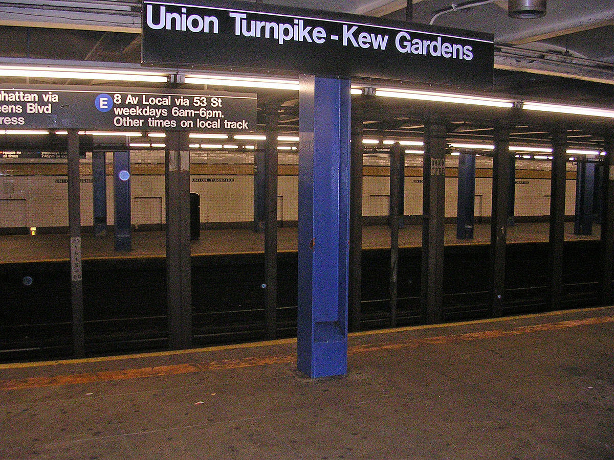 kew gardens union turnpike wikidata