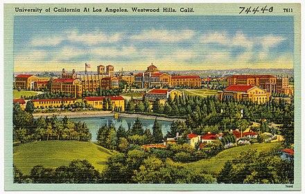 University of California, Los Angeles - Wikiwand
