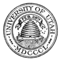 University of Utah seal.png