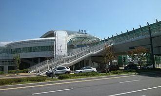 Unjeong Station - Unjeong Station