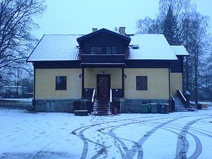 Villa Lyckan i november 2007