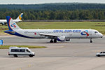 Ural Airlines, VQ-BKG, Airbus A321-211 (21177507210).jpg