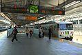 Urawa Sta track4 Kusatsu.jpg