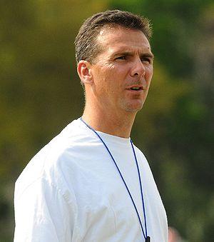 English: University of Florida football Head C...