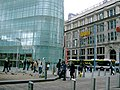 Urbis Museum and Corporation Street, Manchester - geograph.org.uk - 798419.jpg