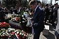 Uroczystości 8. rocznicy tragedii pod Smoleńskiem Marek Kuchciński znicze na Powązkach.jpg
