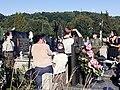 Uroczystości upamiętniające powstanie warszawskie na Cmentarzu Centralnym w Sanoku (2020-08-01)a.jpg