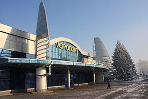 Oskemen Airport - Image: Ust' Kamenogorsk 070000, Kazakhstan panoramio (6)