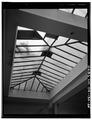 VIEW OF SKYLIGHT. - Hotel Lenox, 1100-1116 Southwest Third Street, Portland, Multnomah County, OR HABS ORE,26-PORT,5-25.tif