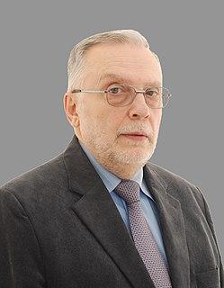 Vladimer Papava Georgian economist (born 1955)