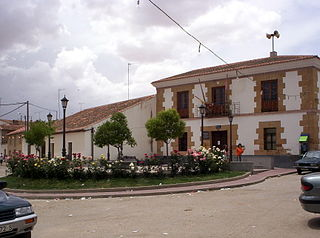 Vadillo de la Guareña Municipality in Castile and León, Spain