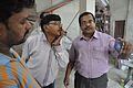 Vallabhbhai Jhaverbhai Patel Bust in Progress - Kolkata 2016-08-30 6498.JPG