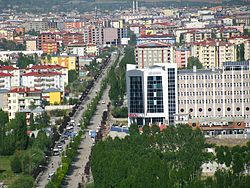 Van, Turkey - a view of the city.jpg