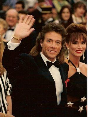 Jean-Claude Van Damme - Image: Van Damme Cannes