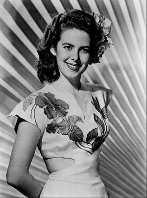 Vanessa Brown - Brown in 1951.