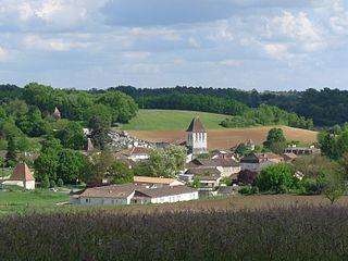 Vanxains Commune in Nouvelle-Aquitaine, France