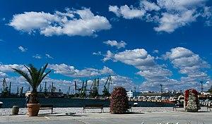 Varna Port
