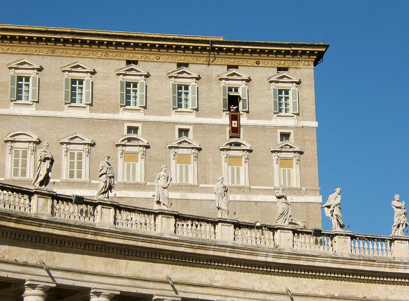 Fichier vatican pape fen for Fenetre wikipedia