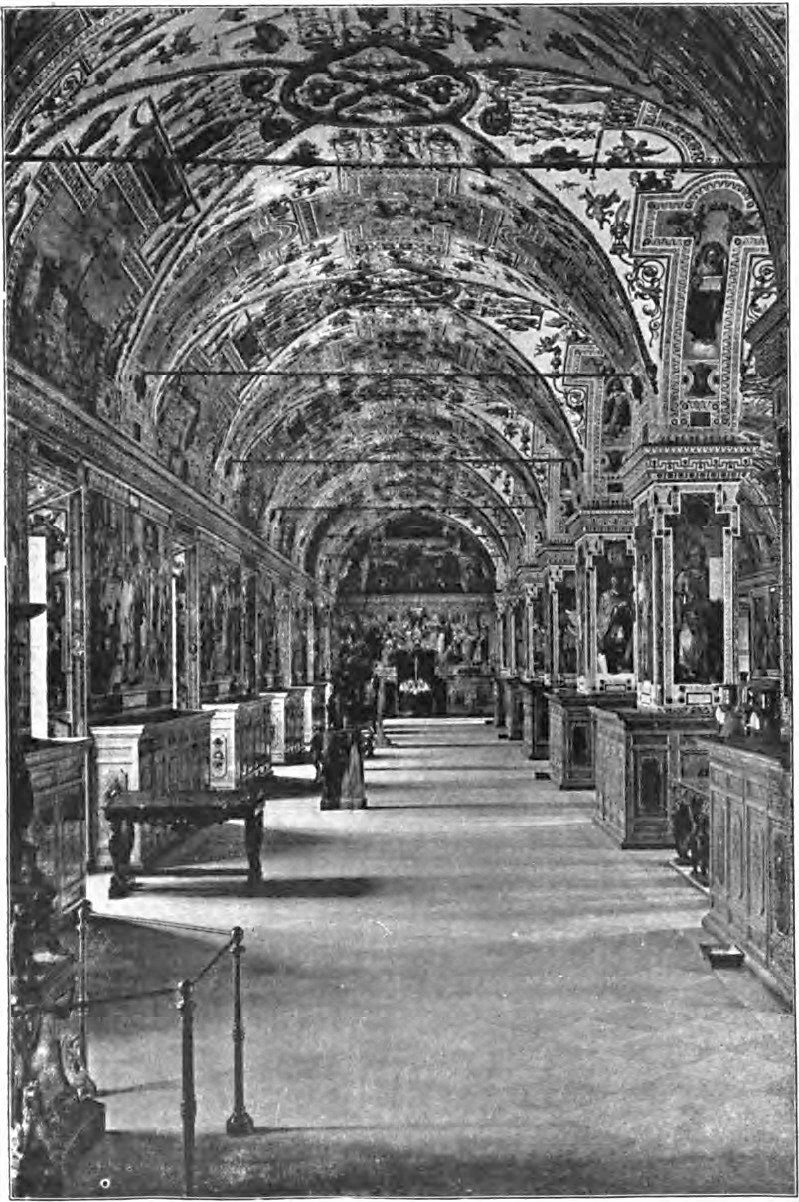 Vatican Library at Rome (2422195108)