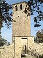 Veduta dell'ingresso al Castello di Sarzano.jpg