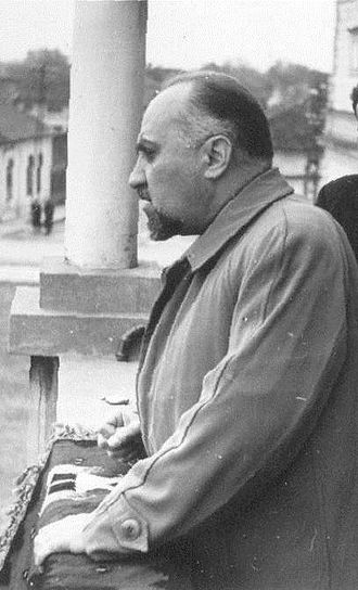 Government of National Salvation - Image: Velibor Jonić