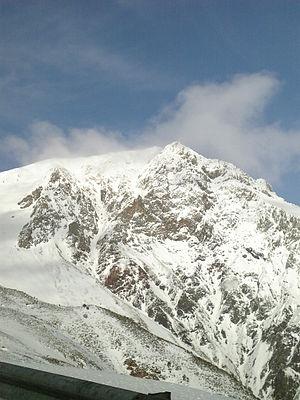 Tymfristos - The summit of Mount Tymfristos