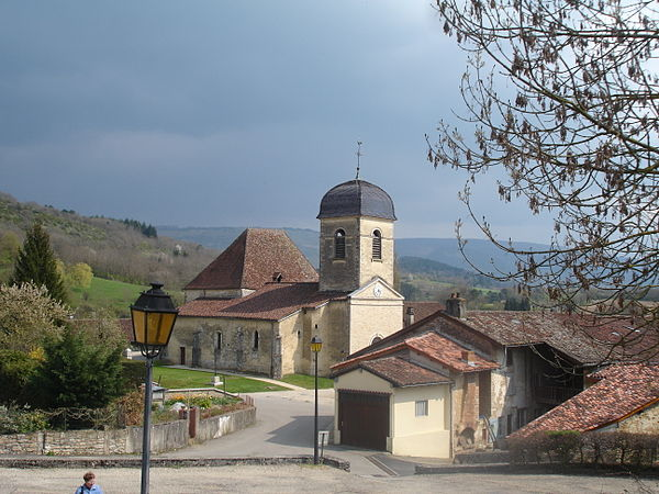 Photo de la ville Verjon