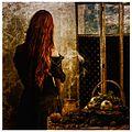 Vermeer's girlfriend.by Abigail González Piña. 2016.jpg