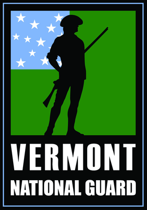 Vermont Air National Guard - Image: Vermont National Guard Emblem