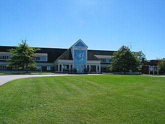 Orange County, Vermont - The Vermont Technical College is located in Randolph.