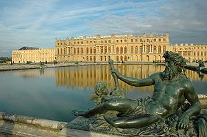 French Baroque architecture - Palace of Versailles