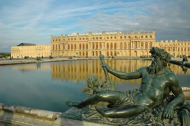 visit: Versailles, France