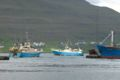 Vessels in the Harbour of Runavík, Faroe Islands.JPG
