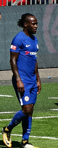 Victor Moses (2017)