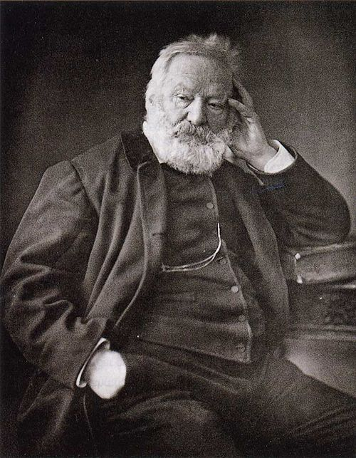 bb8421cd42fb6 Photogravure of Victor Hugo