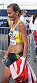 Vienna 2013-04-14 Vienna City Marathon - 10005 Tanith Maxwell RSA after winning Half Marathon.jpg