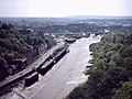 View from Clifton Suspension Bridge - geograph.org.uk - 96810.jpg